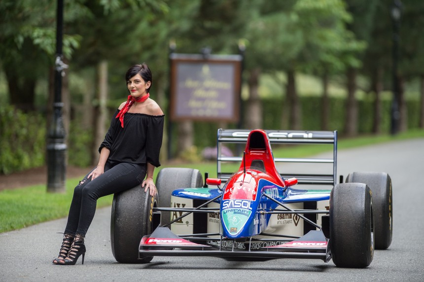 Jordan F1 car to run at Mondello Park as BOSS Ireland Competes for The Leinster Trophy.